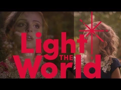 Watch: Evie Clair Sings Ethereal, Angelic Christmas Duet Showing Mary's Perspective of Christ's Birth | LDS Living