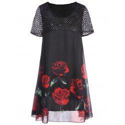 $21.89--5X--Plus Size Tops For Women: Cute Plus Size Crop Tops & Lace Tops Fashion Sale Online | Twinkledeals.com Page 2