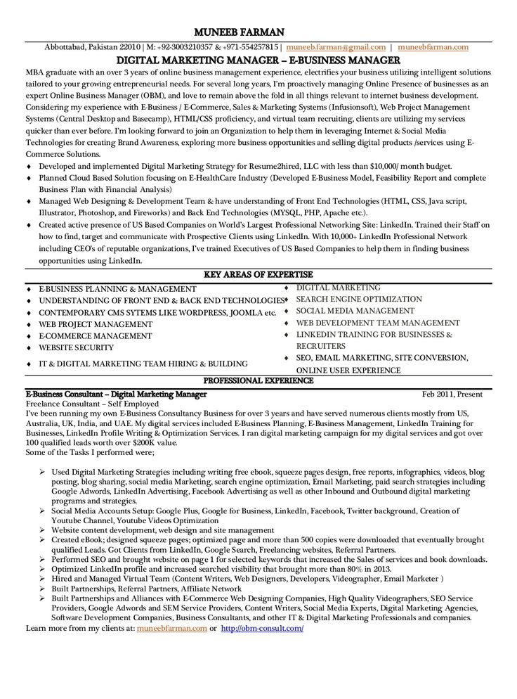 Tele Marketing Manager Resume Now Job Find A Mentor If There Is A