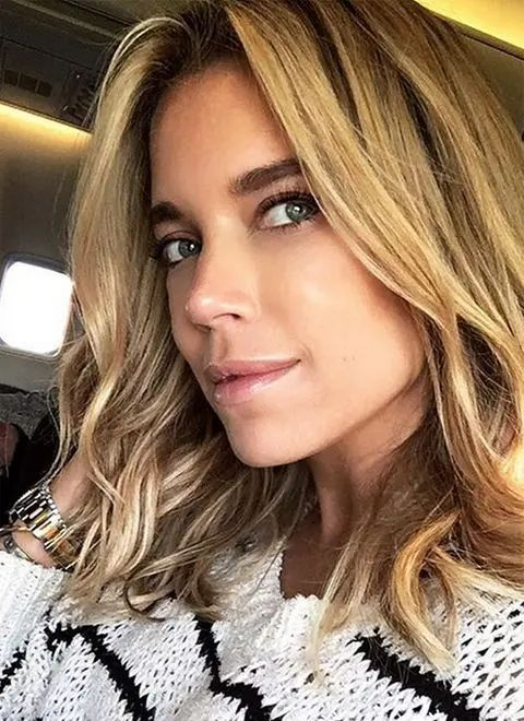 The most beautiful hairstyles by Sylvie Meis – #die # hairstyles # hairstyles2019damen # hairstyle prom