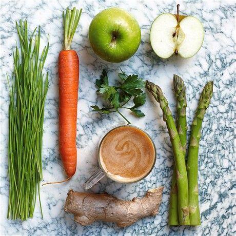 Liz Earle's juice recipes for radiant skin - Telegraph