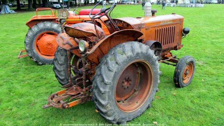 Vieux tracteurs - http://pomme-cidre-tradition.fr/