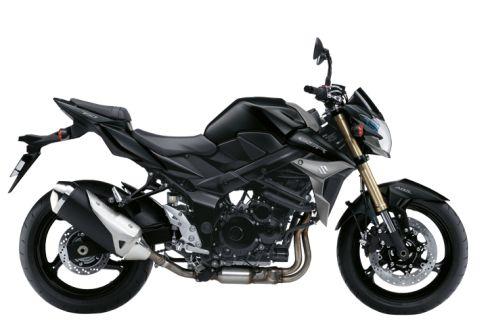 Suzuki GSR750 ABS - Farben und Farbvarianten — • SUZUKI DEUTSCHLAND GMBH - Motorrad und ATV