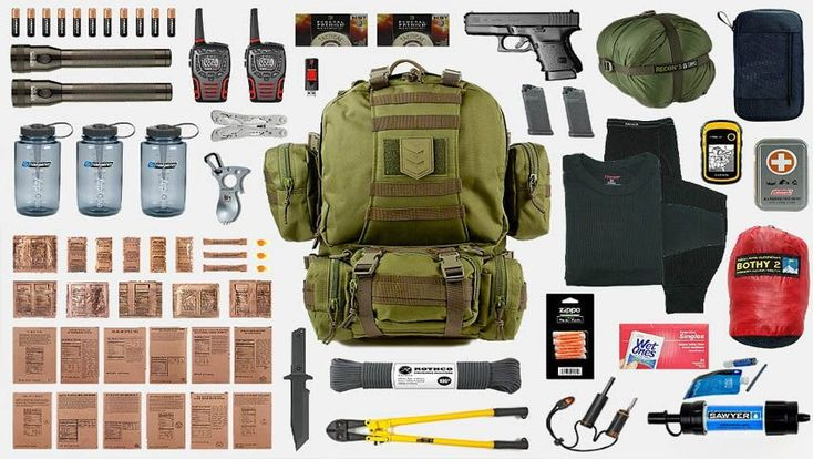The Best Tactical and Survival Gear For Any Emergency Situation … #urbansurvivalgear