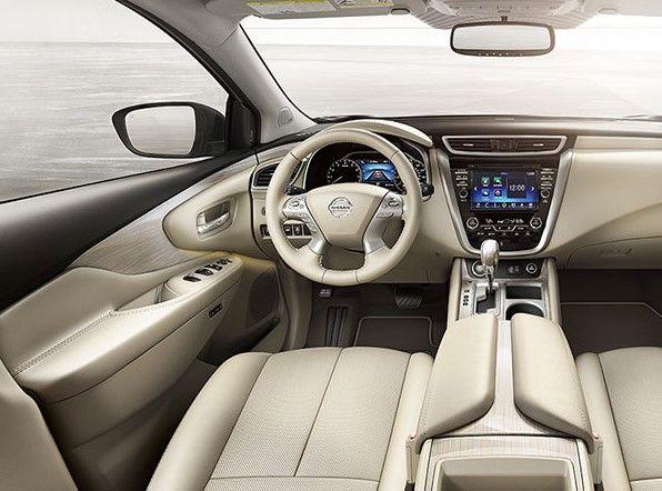 2019 Nissan Murano interior | NewAutoReport | Nissan ...