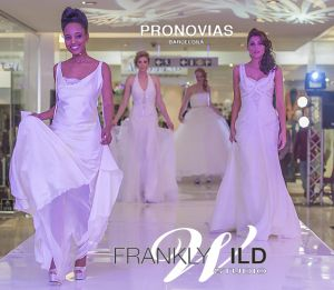 Another @_FranklyWild Fashion Show featuring #PronoviasMTM...