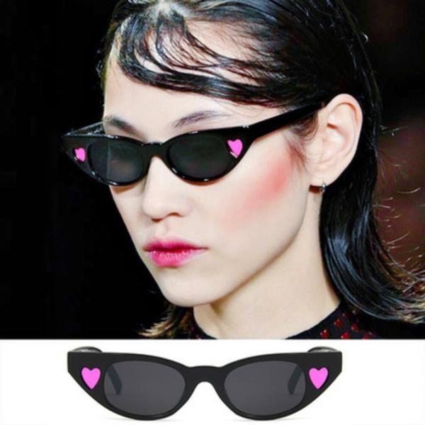 a206be92ff1d2 Vintage Cat eye Sunglasses Women Men 2019 Brand Fashion Retro oculos Sexy  Eyewear lady sun glasses