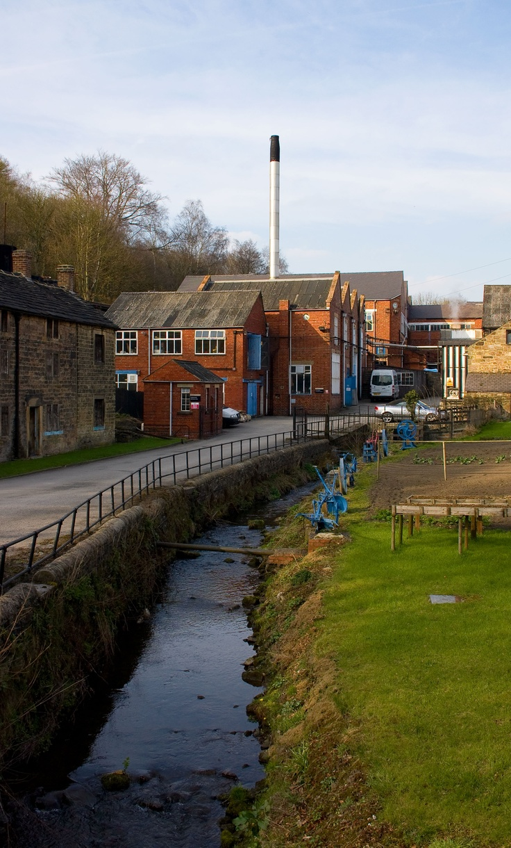 John Smedley Mill