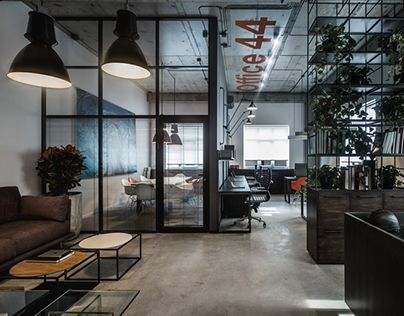 """Check out this @Behance project: """"ØFFICE 44"""" https://www.behance.net/gallery/29374309/OEFFICE-44"""