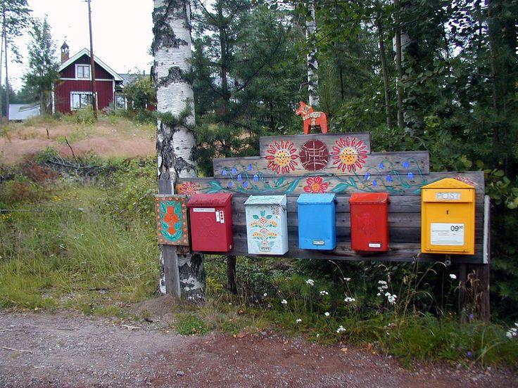 Sweden, August 2000