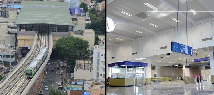 President Pranab Mukherjee to inaugurate Namma Metro's Green Line Today #RailAnalysis #Metro #News #Rail