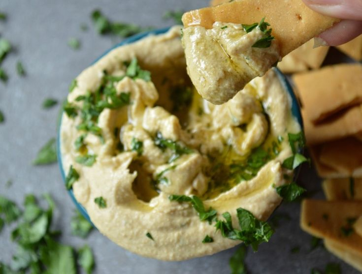 How To Make Hummus - Genius Kitchen
