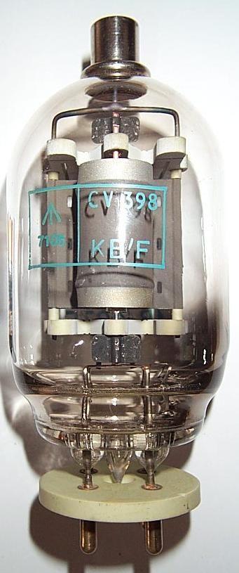 Electronic Valve  Pulse modulator tetrode