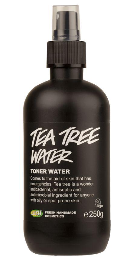 Lush tea Tree Water | theglitterguide.com