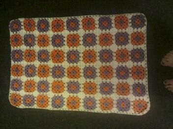 I do love the granny square