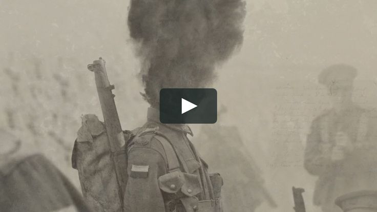 Opening Title for Deadline Gallipoli, a mini-series for Foxtel by Matchpox Pictures  Winner of PromaxBDA ANZ Gold Award - Best Title Sequence 2015 Winner Australian…