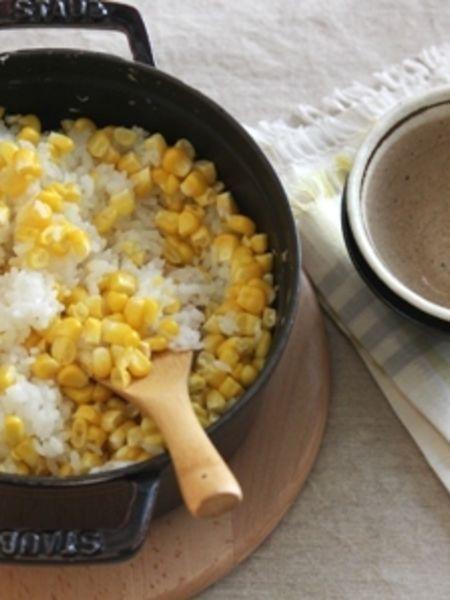 とうもろこしご飯。 by 栁川かおり | レシピサイト「Nadia | ナディア」プロの料理を無料で検索