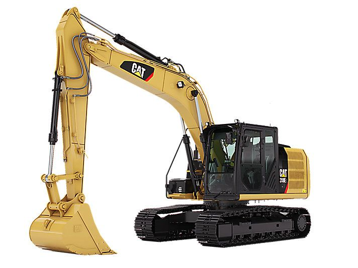 Small Excavators - 314E CR Hydraulic Excavators