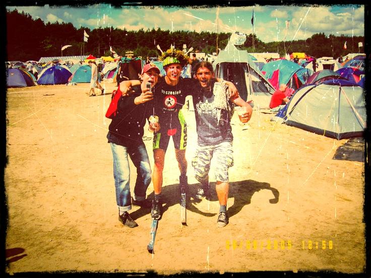 Woodstock 2005 , Kostrzyn nad Odrą