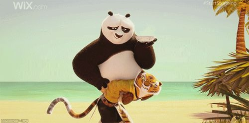 Po and Tigress