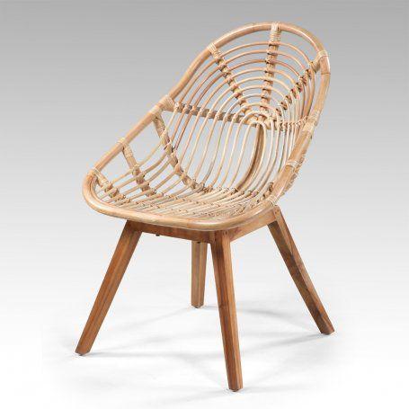 Chaise en KUBU et TECK KAEO #Soldes2017 #promotions #ameublement #designinterieur #mindi #artisanat #meuble #vintage #faitmain #mobilier #home #design #interieur #deco