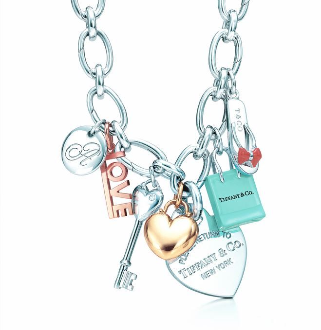 Tiffany charms                                                                                                                                                                                 More