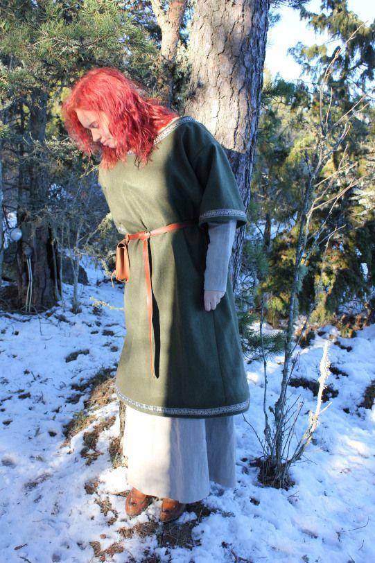 Viking dress (2015-16) | made by AffeGlass