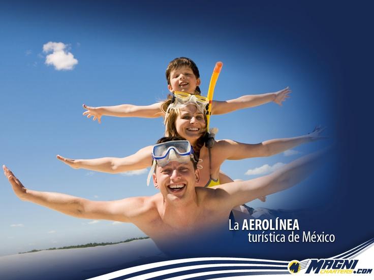 Grandes #experiencias, #vacaciones inolvidables y un sinnúmero de familias felices... #MAGNIExperiencias.