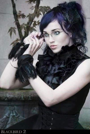 Gothic Style. For Those People Who Get Pleasure From Being