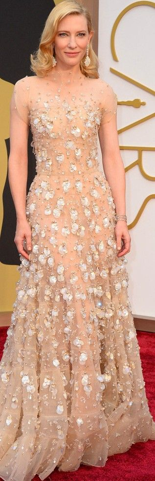 Cate Blanchett @ Academy Awards 2014 In Giorgio Armani| LBV ♥✤