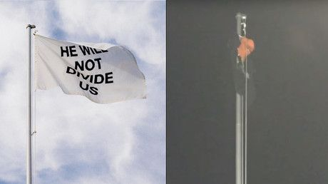 awesome 4Chan sleuths use 'flight patterns' to track down & capture Shia Labeouf's anti-Trump flag Check more at https://epeak.info/2017/03/12/4chan-sleuths-use-flight-patterns-to-track-down-capture-shia-labeoufs-anti-trump-flag/