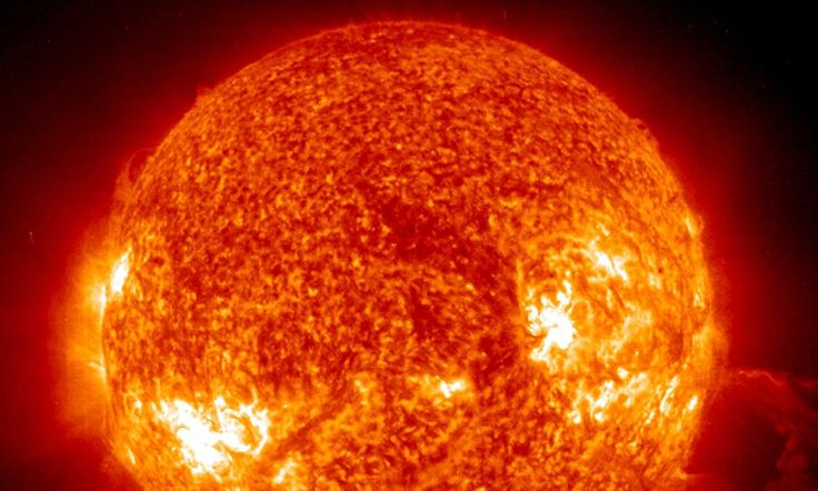 Earth facing a mini-Ice Age 'within ten years' due to rare drop in sunspot activity