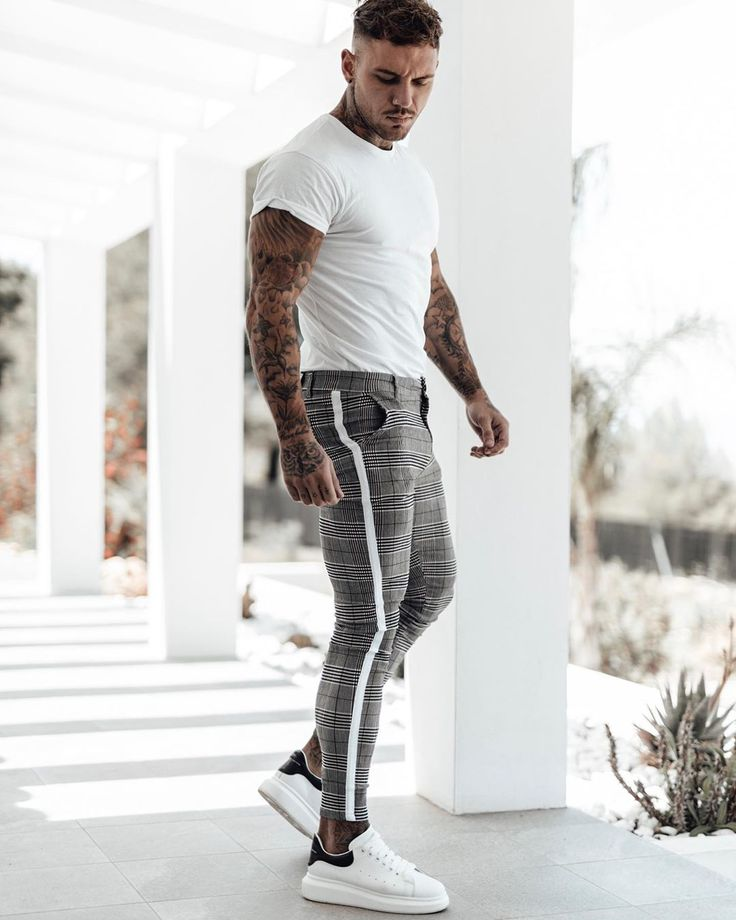Gingtto men slim fit chino pants stretch skinny gray