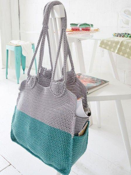 Ob für den Strand oder den nächsten Einkauf, diese tolle Tasche ist der ideale Begleiter für den Alltag.