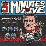 Five Minutes to Live: A Tribute to Johnny Cash EP [LP] - Vinyl