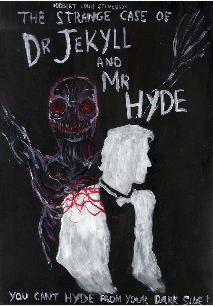 R. L. Stevenson - The Strange case of Dr. Jeckyll and Mr. Hyde <3