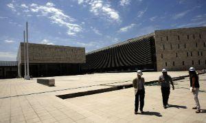 Nuevo Cuartel General del Ejército se inaugura en abril y tendrá espacios públicos   Santiago   La Tercera Edición Impresa