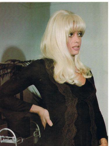 vintage female impersonators