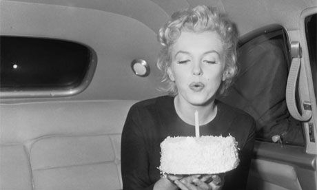 HAPPY BIRTHDAY MARILYN - June 1st Cannes Film Festival, Film Market and