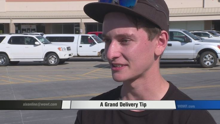 A Generous Gift for the Jimmy John's Delivery Guy