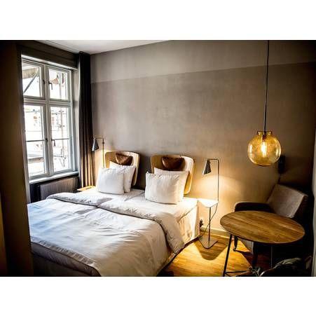 Hôtel romantique : A Copenhague l hotel SP34 © Booking
