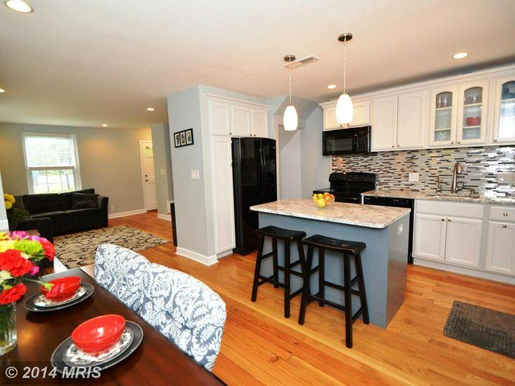 9 best fairlington kitchen images on pinterest terraced for Kitchen remodeling arlington va