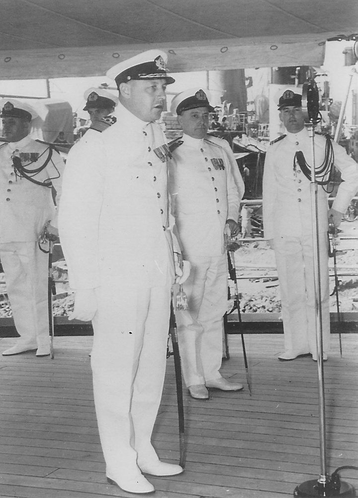 Karel Doorman kwam om tijdens Slag in de Javazee