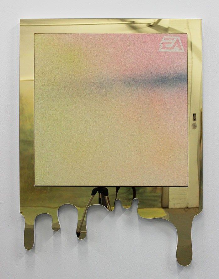 Drip Mirrors : wendywhite.net