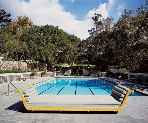 Hollywood at Home: Jack L. Warner Photos | Architectural Digest