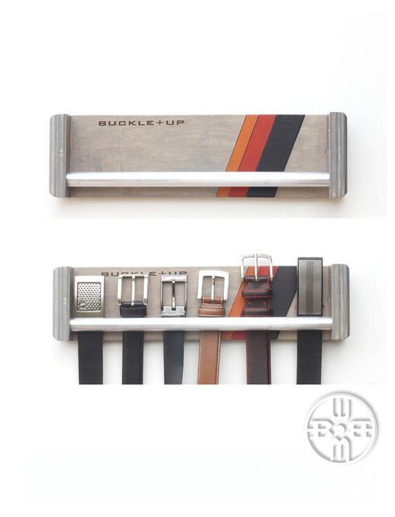 Belt Rack For Men Belt Holder Mens Belt Organizer Belt Storage