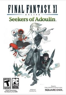 FINAL FANTASY® XI: SEEKERS OF ADOULIN [PC DOWNLOAD]