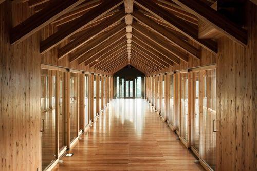 隈研吾,探究木结构的极致美学 | 理想生活实验室
