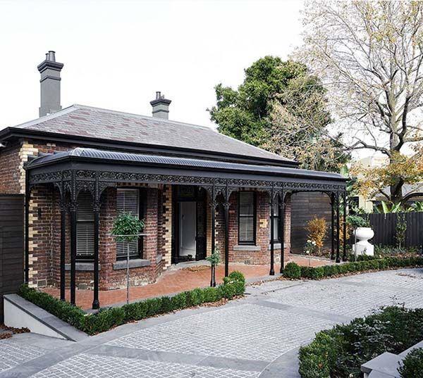 Stunning Victorian home transformation in Malvern, Australia
