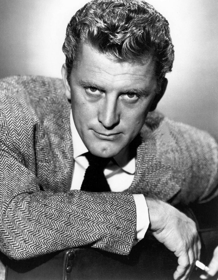 Kirk Douglas (born Issur Danielovitch, December 9, 1916) is an American film and stage actor, film producer and author.